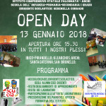 ic Falcomatà Archi open-day-13-gennaio-2018