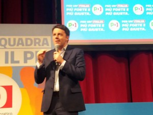 renzi a messina
