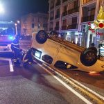 incidente messina viale boccetta