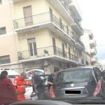 incidente via sbarre