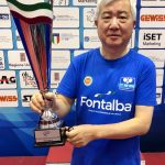 tecnico Wang Hong Liang Top Spin Messina Fontalba