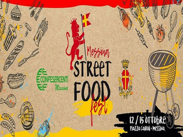 messina street food festival