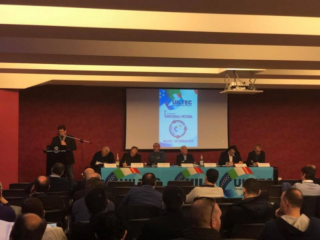 CONGRESSO UILTEC messina