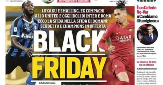 black friday corriere dello sport