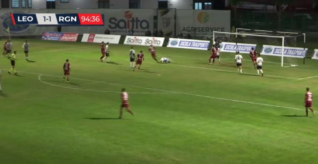 highlights sicula leonzio reggina