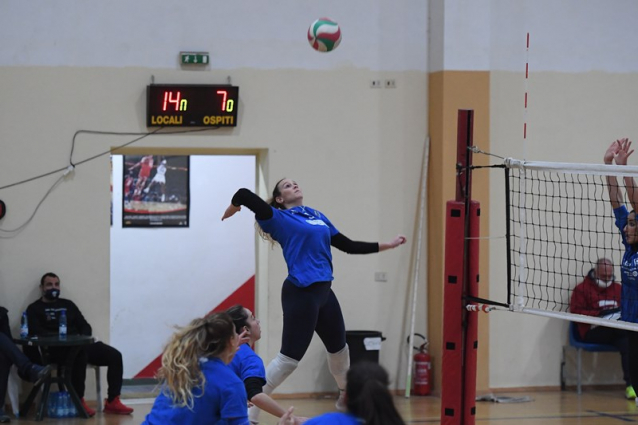 Federica Borghetto Volley Reghion