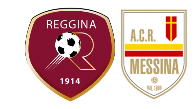 loghi reggina messina
