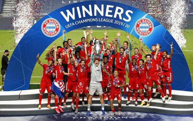 Champions League Bayern Monaco