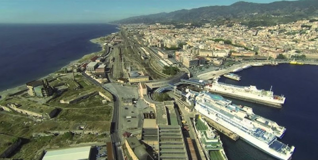 progetto waterfront messina
