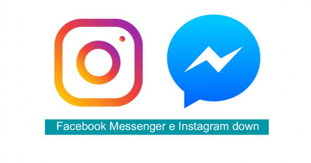 Facebook-Messenger-e-Instagram-down